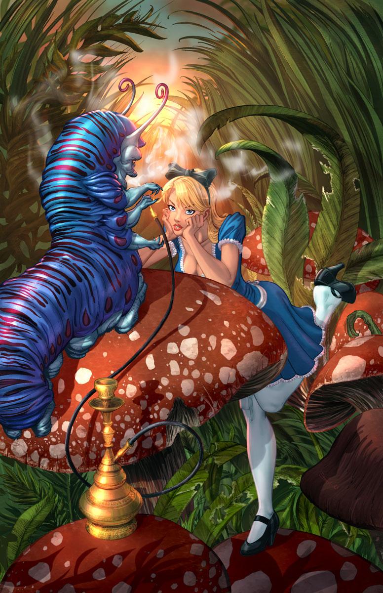 Alice - Caterpillar