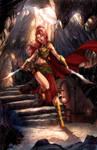 Elf Ranger Trista