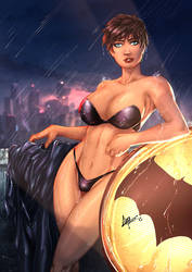 Selina Kyle: Signal Out by vest