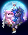 Luna and Fleur - Mare-iage and Honey-moon