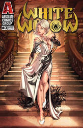 White Widow #3 Cover J