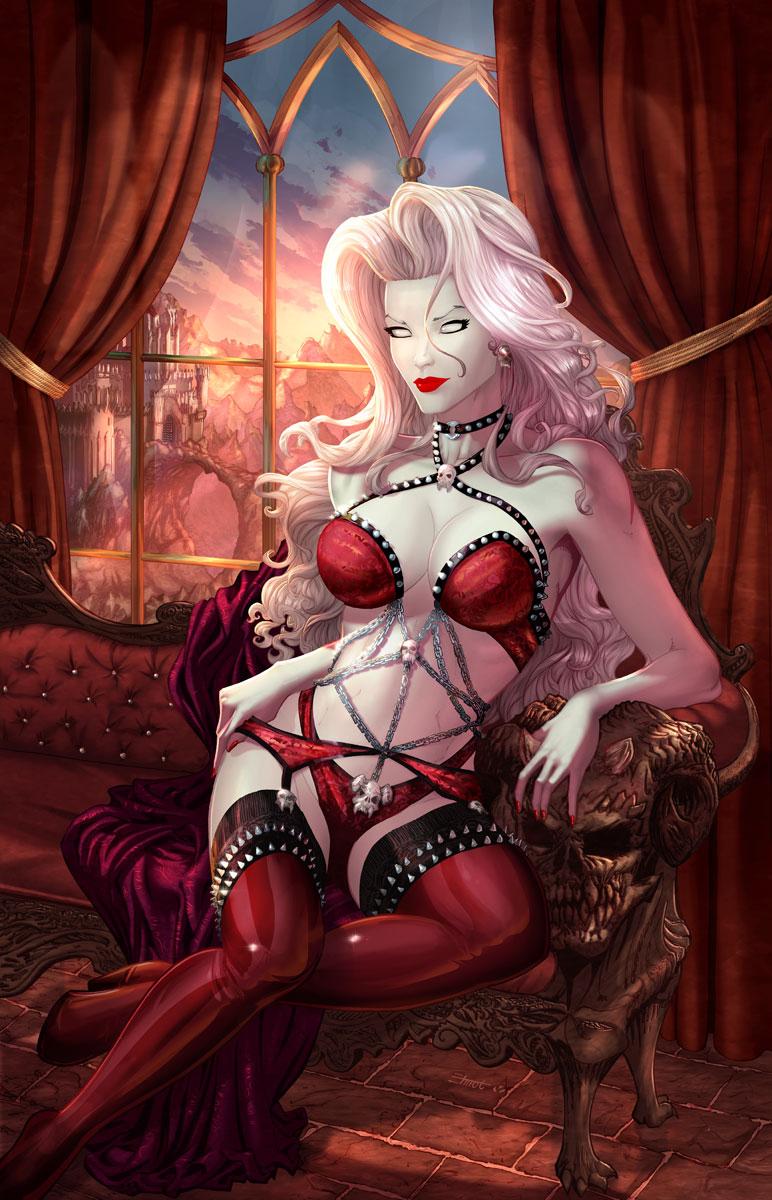 Lady Death: Devotions #1 Artist Series Edition