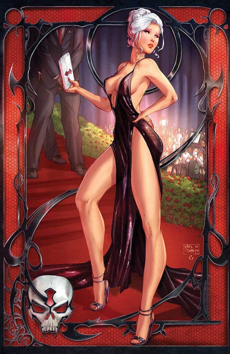 White Widow #3 Gala