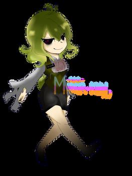 Phantom chica chibi