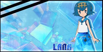 Lana from pokemon sun