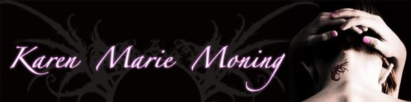 Karen Marie Moning Banner by scribble14
