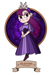 Selenthea the Keeper ~ Curiosities