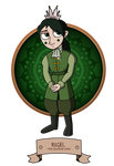 Rigel the Swamp Man ~ Curiosities