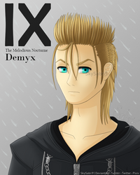 It's Demyx Month! by SkySabri9