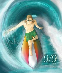 King Of Waves by SkySabri9