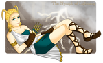 The Nymph of Lightning
