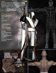 nine wind priest-game model