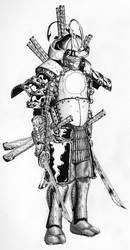 10 sword samurai