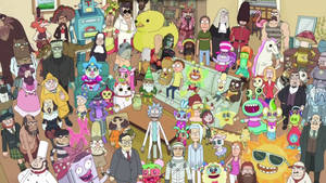 1001 Animations: Total Rickall