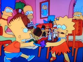 Animated Atrocities: Bart Vs. Thanksgiving by Regulas314