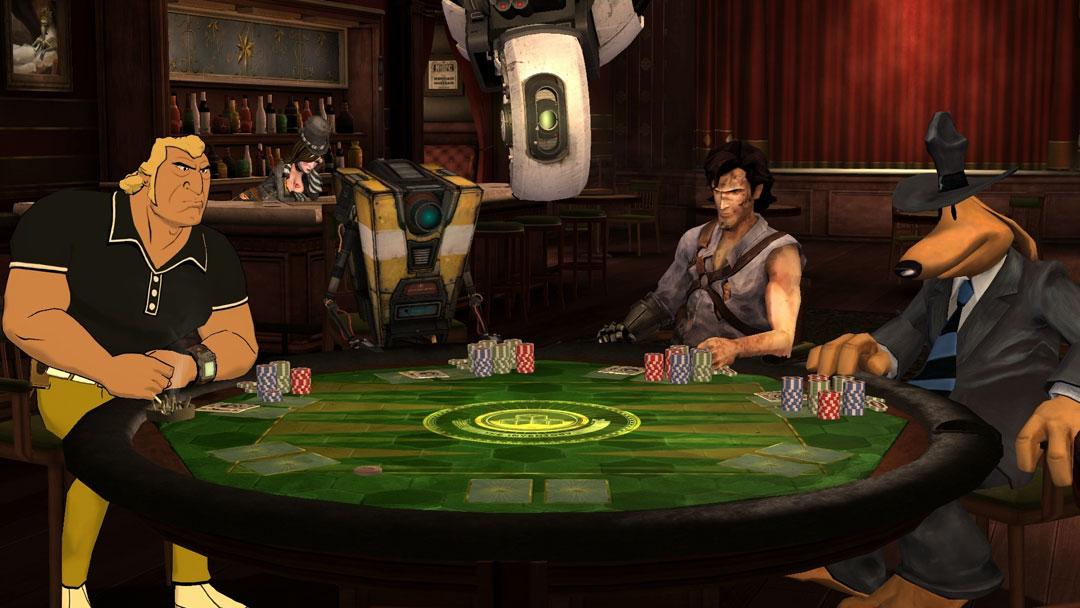 zynga poker competitor kicker