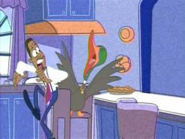 Animated Atrocities: Psycho Duck by Regulas314