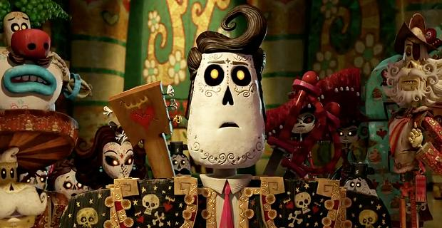1001 Animations: The Book of Life by Regulas314