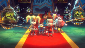 1001 Animations: Jimmy Neutron: Boy Genius
