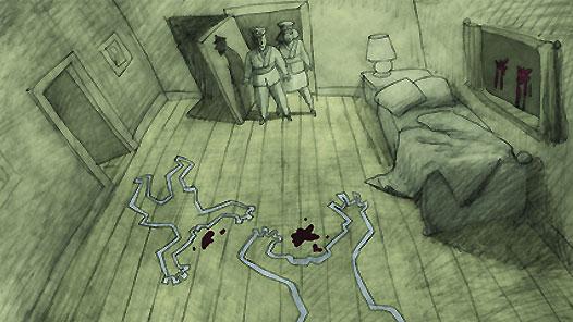 1001 Animations: Shuteye Hotel by Regulas314