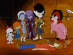 1001 Animations: Scooby Doo and the Ghoul School