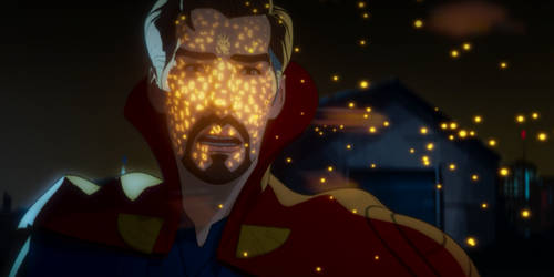 1001 Animations: If Dr. Strange Lost His Heart