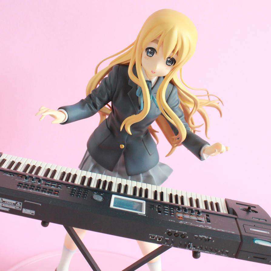 Mugi - K-On - Keyboard - 5 by  K On Tsumugi Keyboard