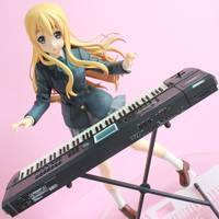 Mugi - K-On - Keyboard - 6 by seviesphere