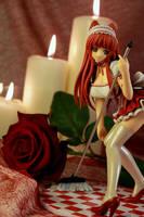 Kousaka Tamaki Maid Lady Red - 7 by seviesphere