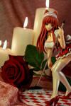 Kousaka Tamaki Maid Lady Red - 7
