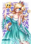 Rosalina - Super Mario - V1