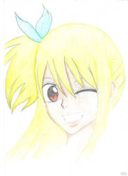 Anime Lucy 001