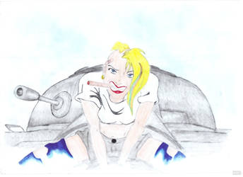tank Girl Tank 001