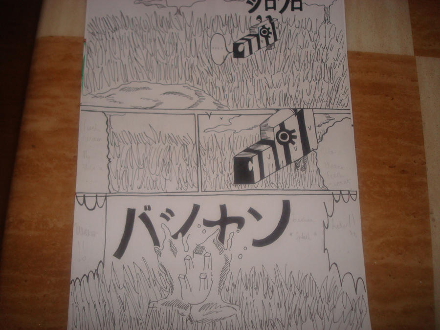 One shot thing by Katsuro-Isao