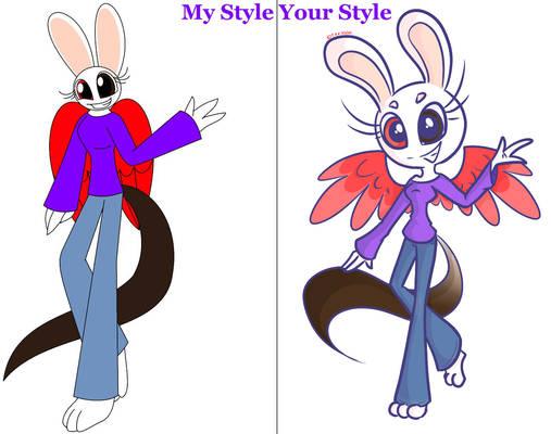 Styles Versus #4