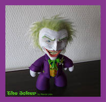 The Joker by MarcioLobo
