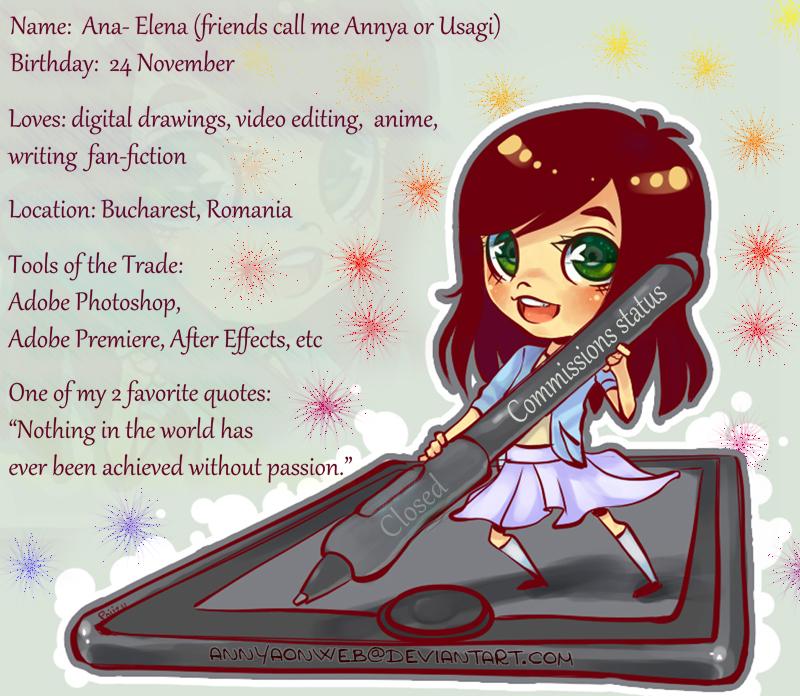 Annyaonweb's Profile Picture