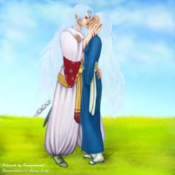 Sesshoumaru and Aurora Request