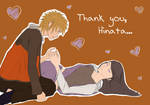 NaruHina - Sweetest moments