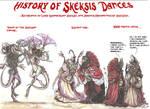 Skeksis Dance History