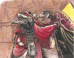 Merry Christmas from the skeksis