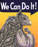 SkekUng motivational poster