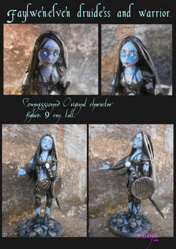 FAYLWEN commissioned figurine
