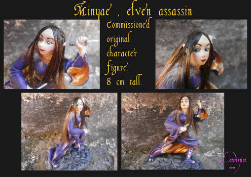 MINYAE commissioned figurine
