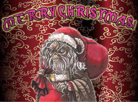 Merry Christmas with SantAughra!