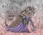 Skeksis horror character