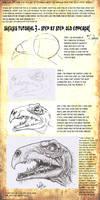 Skeksis Tutorial 3- Bonus-emperor Step By Step