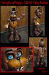 OOAK Freddy Fazbear commission- COMPLETED!