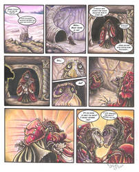 A very Skeksis Valentine- Comic special!