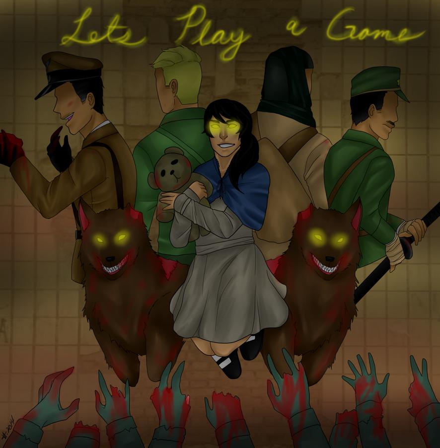 Nazi Zombies By Naruto-21 On DeviantArt